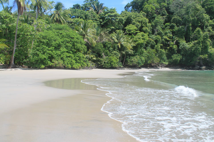 Best beaches in Central America - Playa Espadilla, Costa Rica