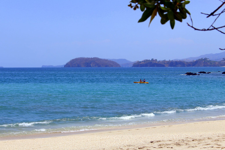 Best beaches in Central America - Playa Conchal, Costa Rica