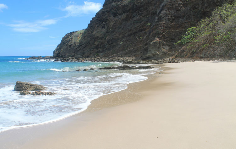 Best beaches in Central America - Playa Maderas, Nicaragua