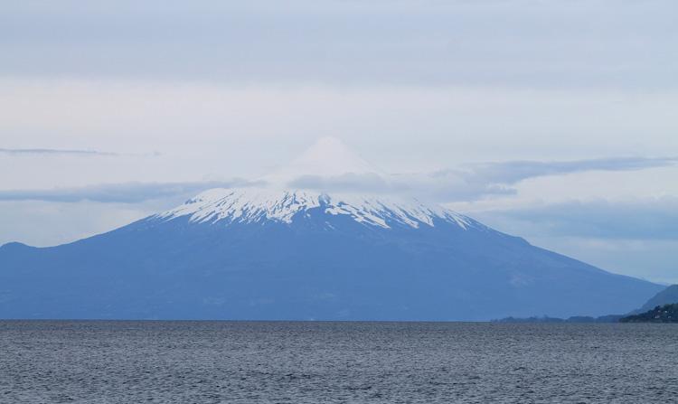 Volcan Osorno, Puerto Varas, Chile