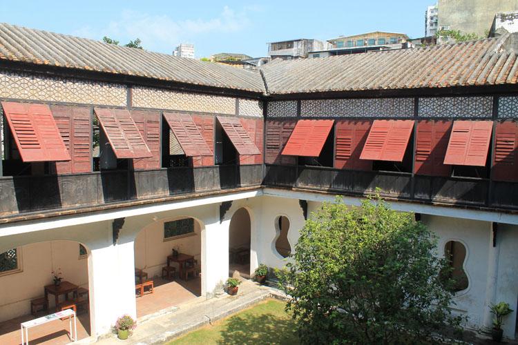A day trip to Macau: Mandarin's House