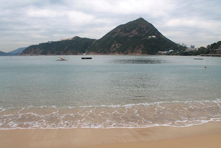 The best beaches in Hong Kong: Deep Water Bay Hong Kong Island