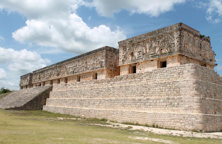 Governor's Palace, Uxmal, Mexico