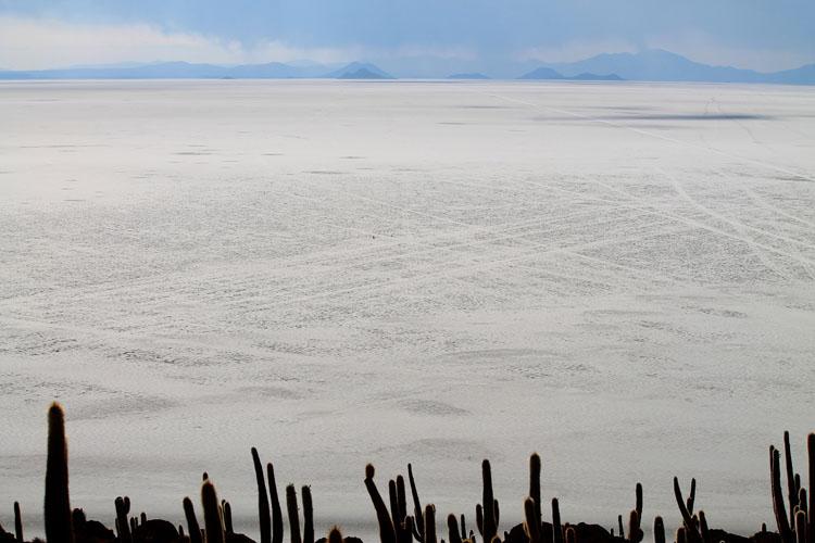 Uyuni salt flat tour, Bolivia