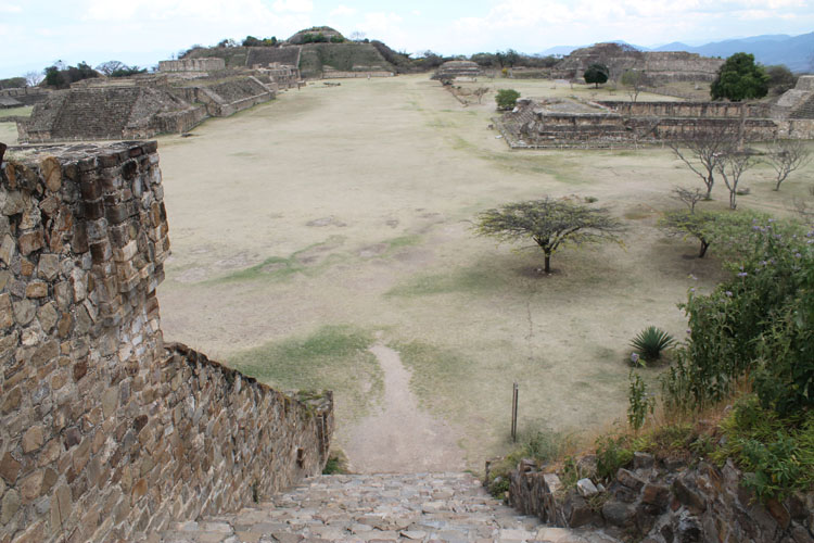 Two days in Oaxaca, Mexico: Monte Alban ruins