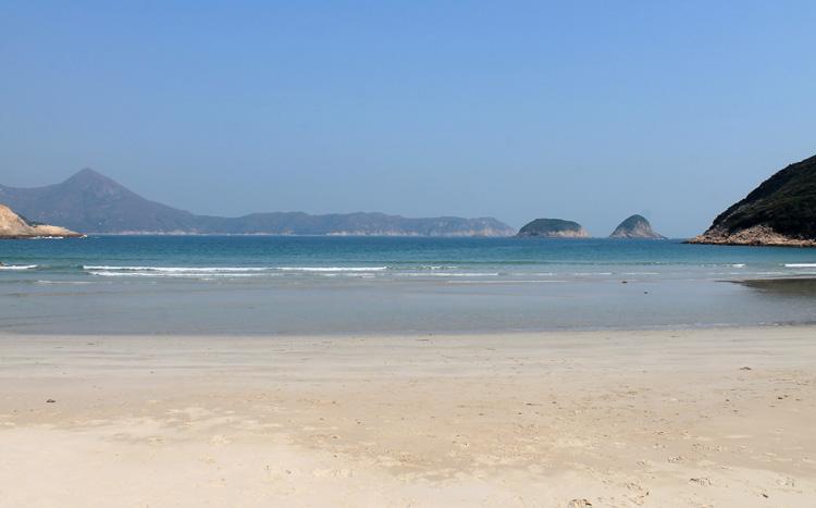 The best beaches in Hong Kong: Sai Wan Beach
