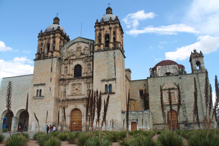Two days in Oaxaca, Mexico: Santo Domingo Cathedral