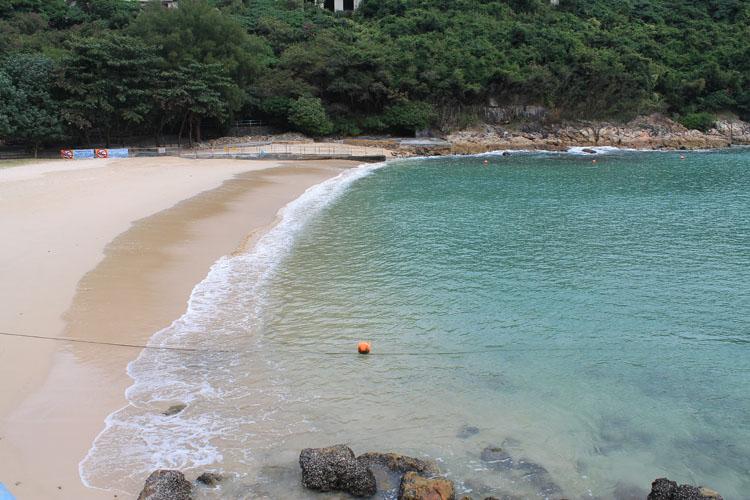 The best beaches in Hong Kong: Turtle Bay Beach Hong Kong Island