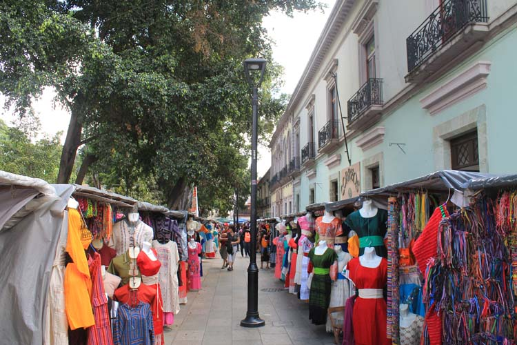 Two days in Oaxaca, Mexico: The zocalo