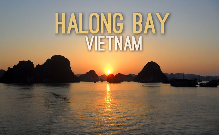 Planning a trip to Southeast Asia: Ha Long Bay