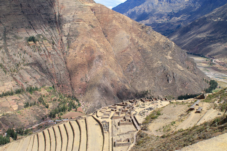 Pisac -- must see Inca ruins in the Sacred Valley, Peru