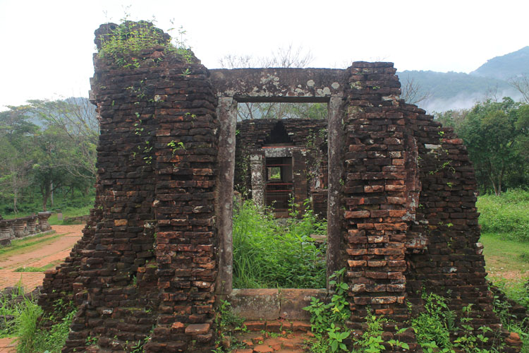 My Son ruins, Vietnam -- Group A