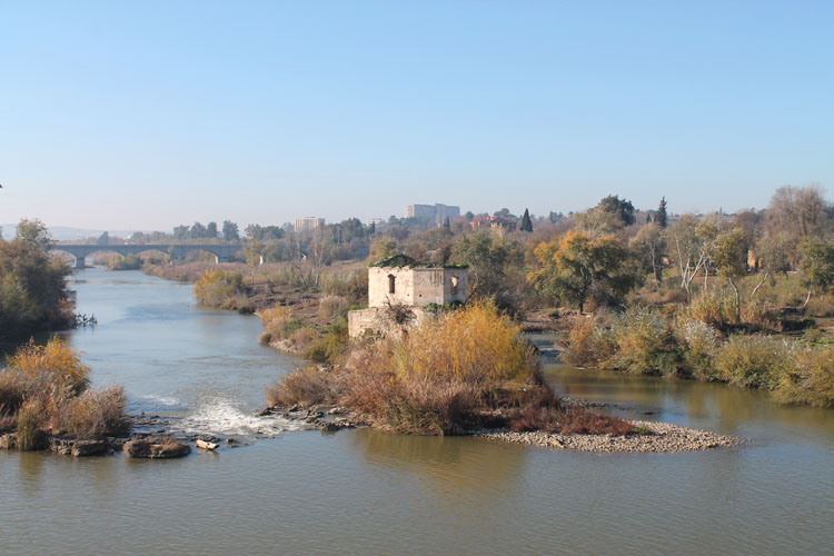 2 days in Córdoba, Spain -- river view