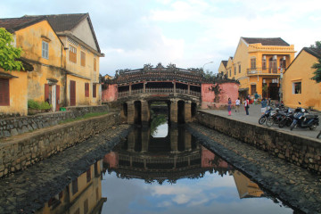 Hoi An Ancient Town, Vietnam -- the nicest town in Southeast Asia?