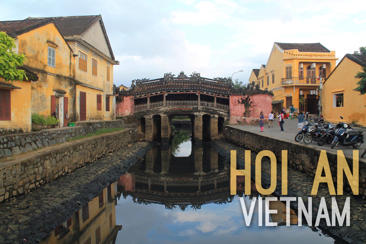 Planning a trip to Southeast Asia: Hoi An