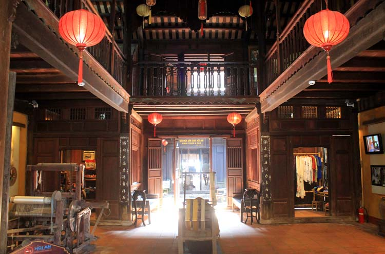 Hoi An Ancient Town, Vietnam -- the museum of folklore
