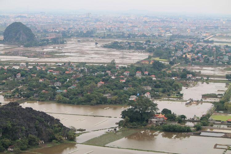 The Mua Cave viewpoint in Ninh Binh, Vietnam
