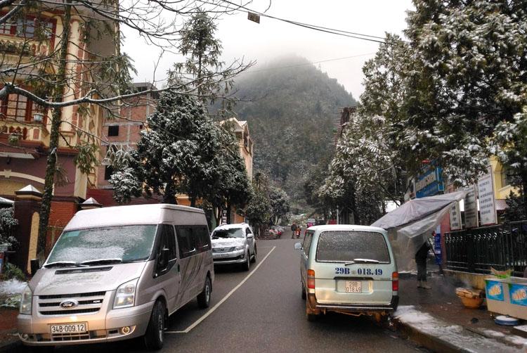 Visiting Sapa in winter -- it snowed in Vietnam!