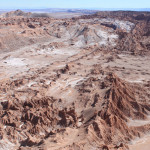 A Journey to the Valley of the Moon (Valle de la Luna), Chile