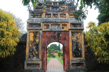 A day in Hue, Vietnam