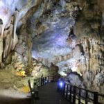 Cycling to Paradise Cave in Phong Nha-Ke Bang National Park, Vietnam