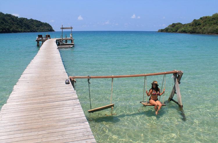 Bang Bao Bay, Koh Kood, the most beautiful island in Thailand