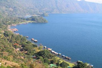 A trip to Lago de Coatepeque, El Salvador