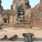 Exploring the ruins in Lopburi, Thailand