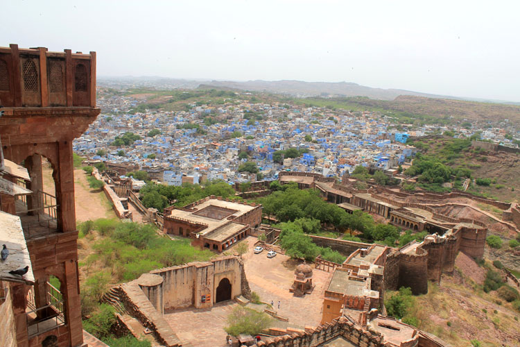 jodhpur-from-above