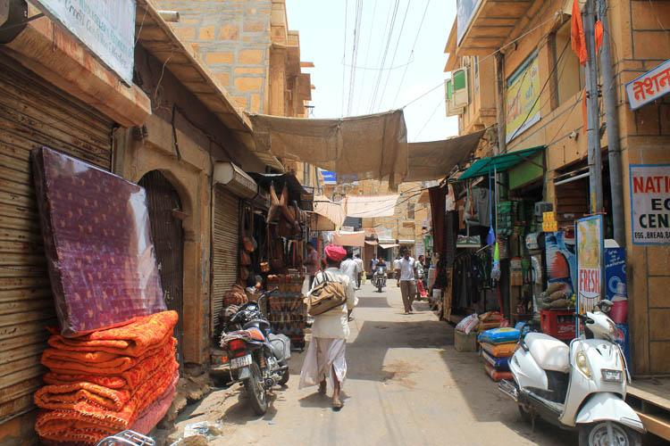 jaisalmer-street-scene