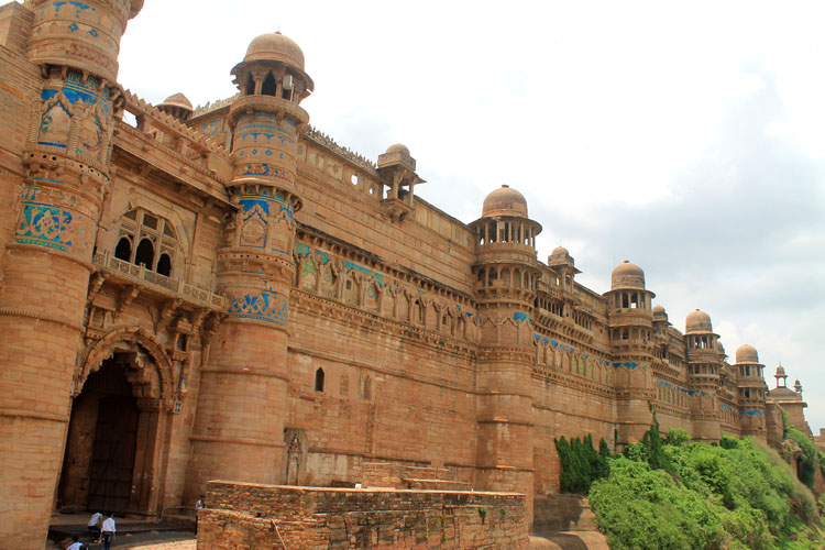 gwalior-fort-india