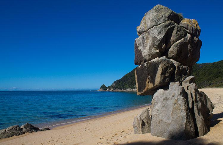 Anapai Bay, Abel Tasman National Park, New Zealand