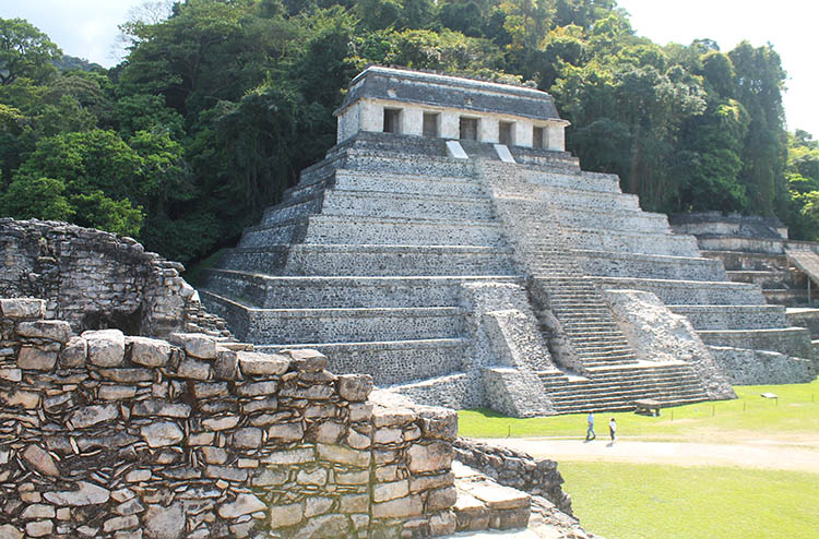 Backpacking in Mexico: Palenque