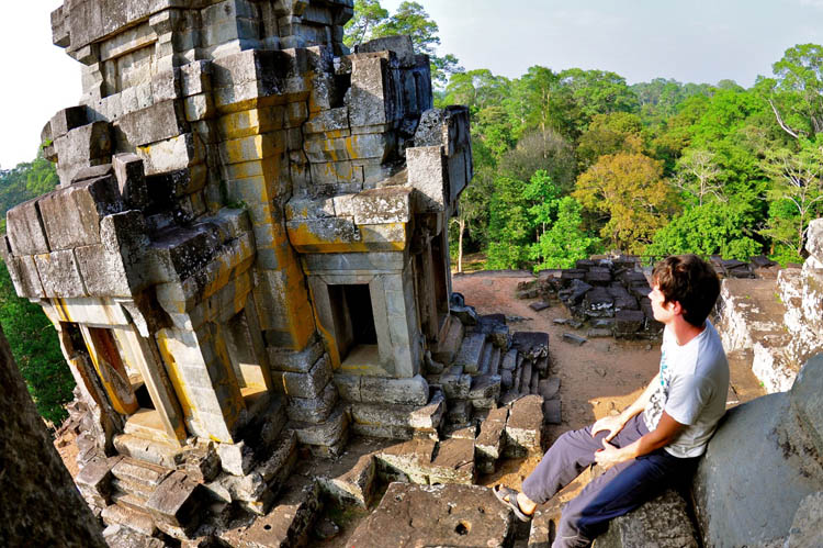 The best ancient temples and ruins in Asia -- Angkor temples, Cambodia