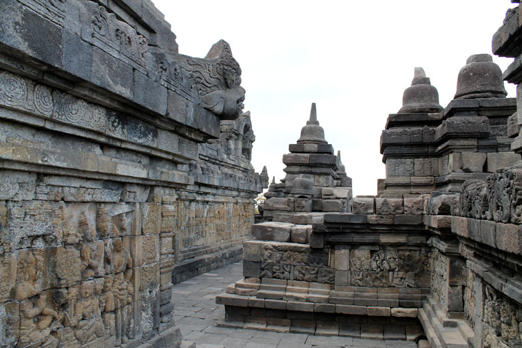 The best ancient temples and ruins in Asia -- Borobudur, Java