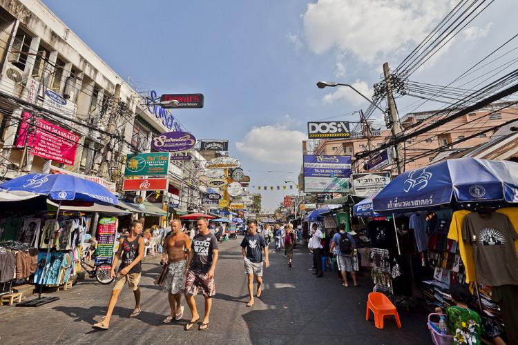 Ko San Road Bangkok