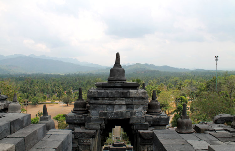 The best ancient temples and ruins in Asia -- Borobudur