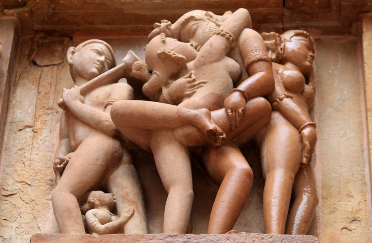 The best ancient temples and ruins in Asia -- Khajuraho
