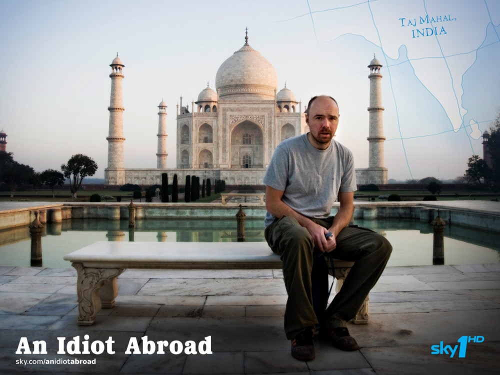 An Idiot abroad with Karl Pilkington - one of the best travel shows