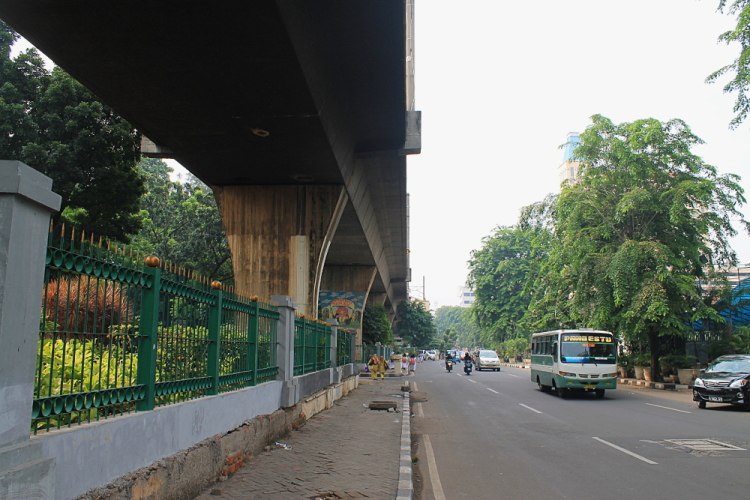 Things to do in Jakarta, Indonesia: Jalan Cikini Raya