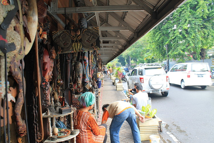Things to do in Jakarta, Indonesia: Jalan Surabaya Flea Market