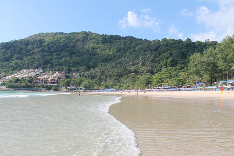 If you travel to Phuket you should stay at Naiharn Beach, it's beautiful and quiet