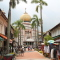 The Sultan's Mosque at Kampong Glam, Singapore