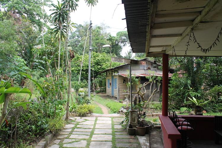 Kampong Buangkok, the last kampong in mainland Singapore
