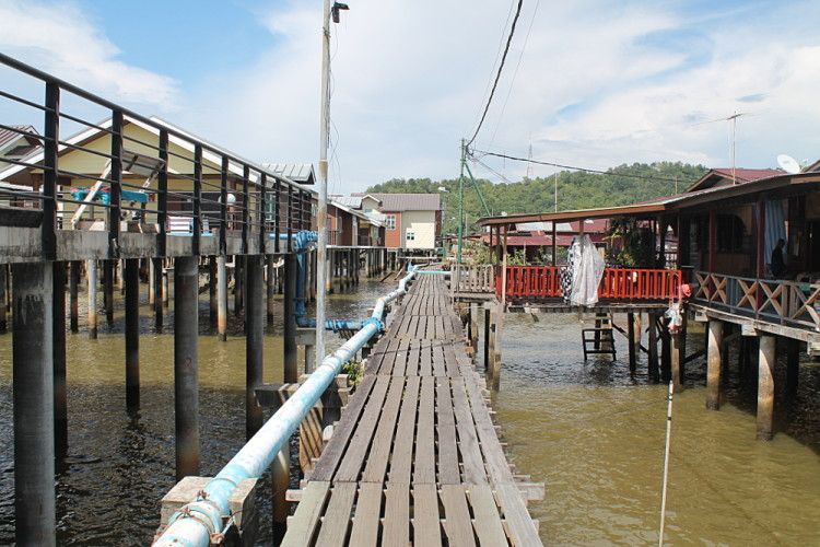 Things to do in Brunei: Kampong Ayer