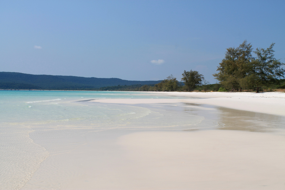 Koh Rong, one of the best natural wonders in Southeast Asia