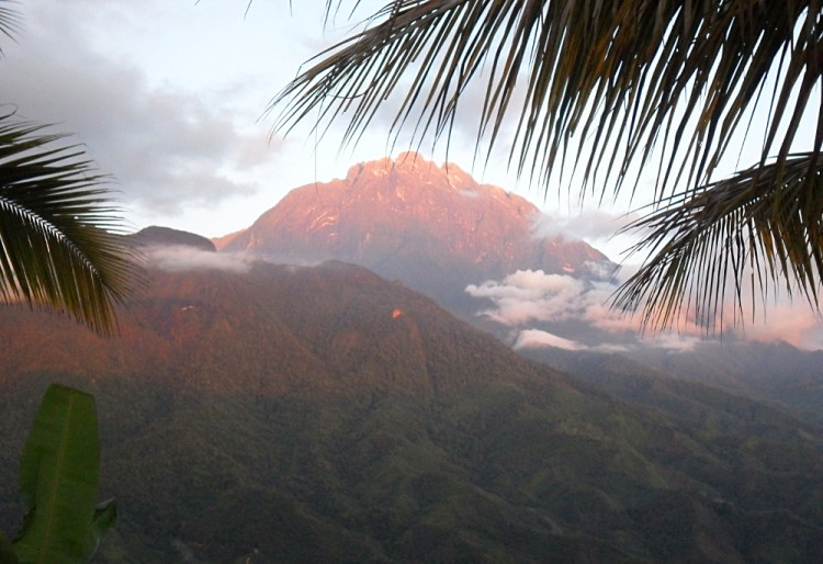 Mt Kinabalu, Malaysia, one of the best natural wonders in Southeast Asia