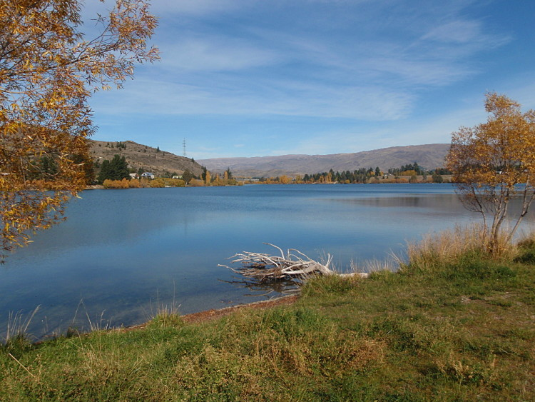 Cromwell - Central Otago in Autumn