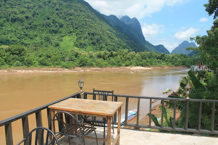 Backpacking in Southeast Asia highlights: Best village - Muang Ngoi, Laos