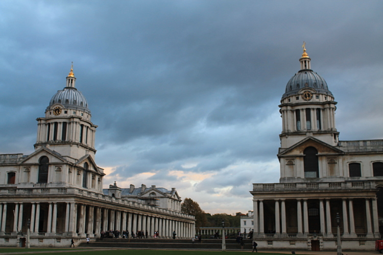 A pop cultural tour of London - Greenwich (filming of Thor 2)